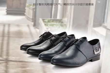 哈森皮鞋怎么样