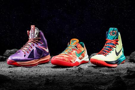 耐克篮球鞋怎么看真假