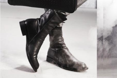 磨砂皮鞋怎么保养