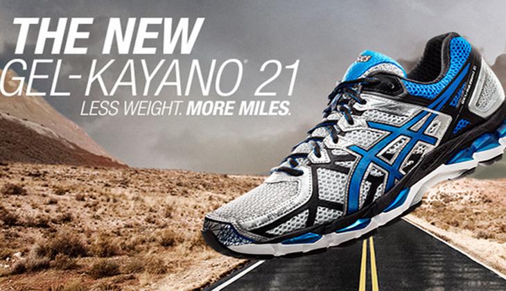 Asics GEL-Kayano 21跑鞋