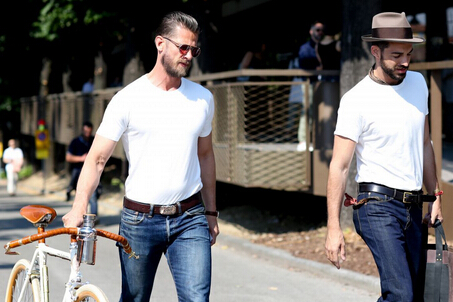 [2015年欧美男士夏季服装搭配]专属于夏季的欧美范儿