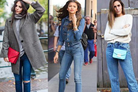 [女生宽松直筒牛仔裤怎么穿好看]优购网教你女生宽松直筒牛仔裤怎么穿好看