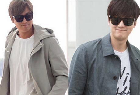 [20岁男生跟随韩版男生学服装搭配]一起学学吧