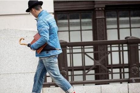 [跟着CK男模学最新男性时尚服装搭配] 优购网教你