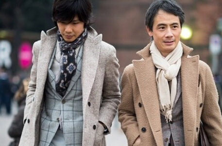 [秋季潮男服装搭配穿出韩范儿]穿出韩范儿,秋季潮男服装搭配技巧