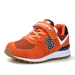 snoopy/史努比春秋新款网面透气男童运动鞋 韩版潮款休闲儿童鞋S615327+S615511