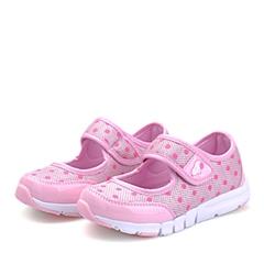 snoopy/史努比2015夏季新款童鞋女童小中大时尚凉鞋网面休闲鞋S715905