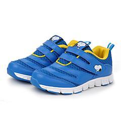 snoopy/史努比童鞋 男童鞋休闲鞋女童运动鞋休闲鞋网面儿童运动鞋潮SNQ5022