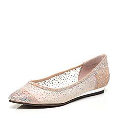 STACCATO/思加图春季专柜同款舒适女单鞋F2101AQ6