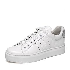 STACCATO/思加图春季专柜同款牛皮女单鞋9D603AM7