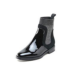 欧美 短靴