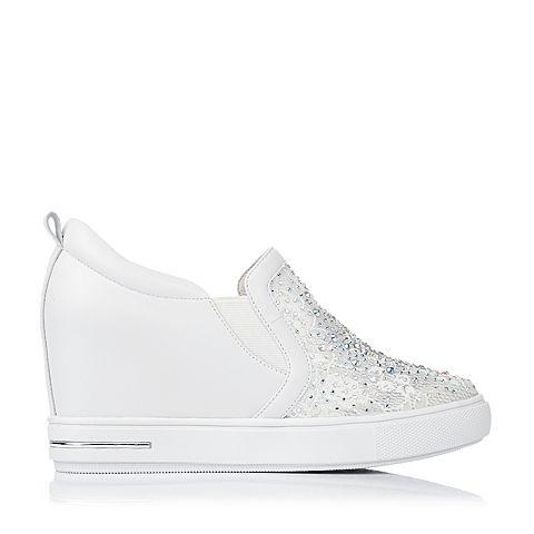 蕾丝休闲鞋