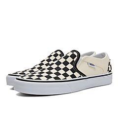 VANS萬斯 2021年新款女子Asher帆布鞋/硫化鞋VN000VOSAPK(延續款)