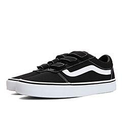 VANS万斯 2018新款女子Ward V硫化鞋VN0A3MW91WX